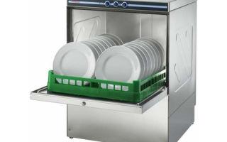 Посудомоечные машины comenda: характеристики