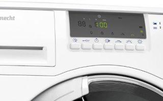 Обзор стиральных машин bauknecht: плюсы и минусы