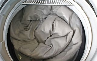 Можно ли постирать бамбуковое одеяло и подушки в стиральной машине