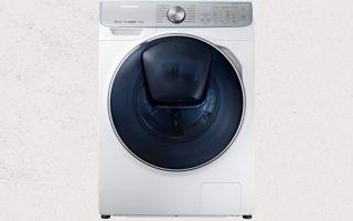 Низкие стиральные машины – обзор моделей