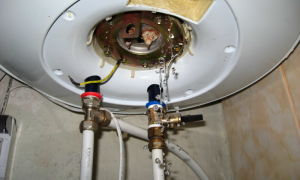 Шумит бойлер при нагреве воды, при включении: причины