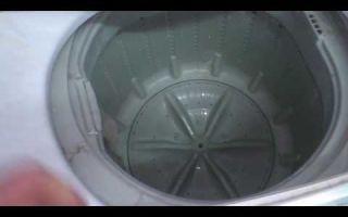 Как заменить активатор стиральной машины своими руками