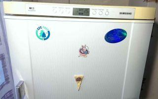 Холодильник самсунг двухкамерный, неисправности