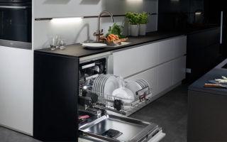 Посудомоечная машина для маленькой кухни — виды, выбор