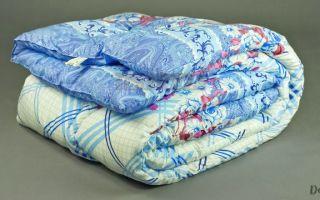 Как постирать одеяло из холлофайбера в стиральной машине