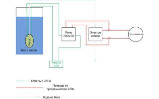 Как подключить насос стиральной машины своими руками