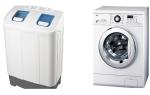 Что такое стиральная машина-полуавтомат — плюсы и минусы