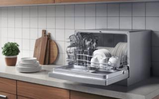 Обзор встраиваемых компактных посудомоечных машин — как выбрать