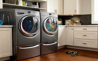 Как установить стиральную машину в коридоре – правила и секреты