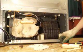 Холодильник не морозит, но работает, почему?