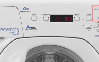 Какой класс отжима стиральной машины выбрать – советы мастеров