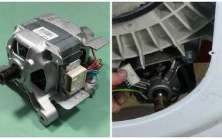 Почему не работает двигатель стиральной машины