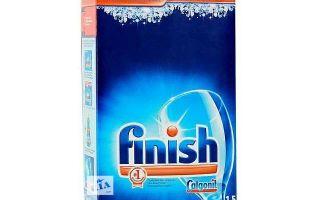 Отзывы о соли finish для посудомоечной машины, обзор