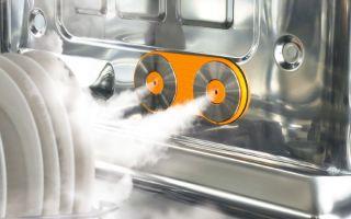 Типы сушки в посудомоечной машине — какую выбрать