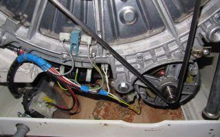 Ремонт посудомоечной машины ardo своими руками