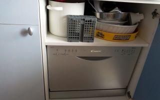 Обзор посудомоечных машин candy — как выбрать