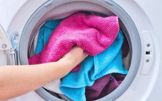 Как правильно стирать детские вещи в стиральной машине