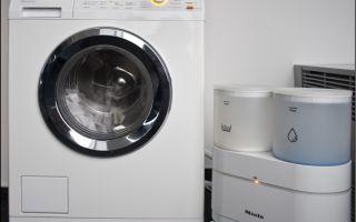 Обзор стиральных машин miele: плюсы и минусы