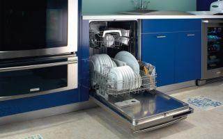 Характеристики посудомоечной машины — как выбрать