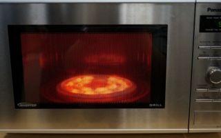 Что такое инверторная микроволновая печь
