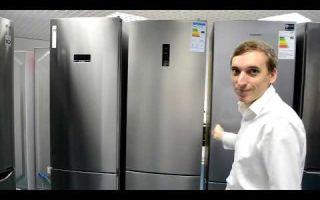 Обзор холодильников бош: как выбрать
