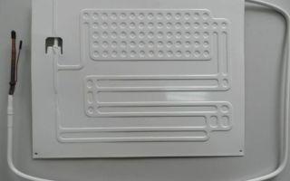 Замена испарителя в холодильнике, цена