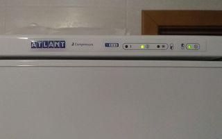 Горит лампочка внимание на холодильнике — что делать