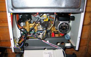 Котел мастер газ: ошибки, неисправности, ремонт своими руками