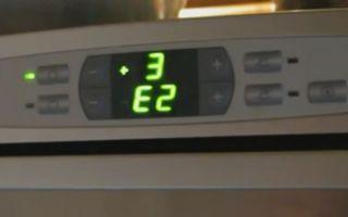 Ошибки холодильников горенье: как исправить