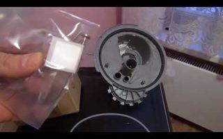 Горит кран в посудомоечной машине bosch — что делать