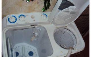 Что делать, если не работает стиральная машина-полуавтомат