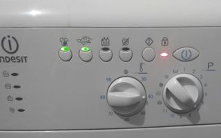 Ошибка f07 – в стиральной машине индезит мало воды