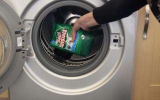 Как проводить профилактику стиральной машины правильно