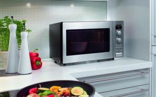 Как выбрать микроволновку по параметрам для дома