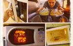 Посуда для микроволновки: что можно ставить в камеру