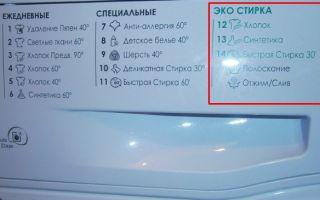 Время стирки в стиральной машине — сколько длится один цикл