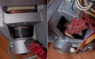 Как заменить щетки двигателя в стиральной машине своими руками