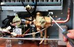 Газовая колонка тухнет: причины и ремонт