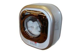 Настенные стиральные машины – преимущества и недостатки