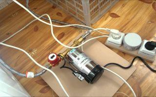 Посудомоечная машина без водопровода — как подключить