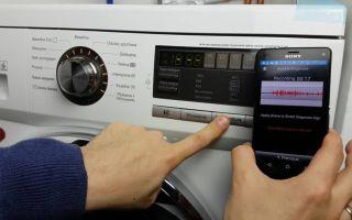Смарт-диагностика в стиральной машине lg: как работает?