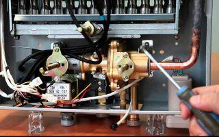 Колонка вектор не зажигается: причины, ремонт своими руками