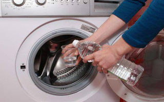 Что делать, если в стиральной машине и на вещах остается порошок