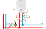 Бойлер своими руками: как сделать накопительный водонагреватель