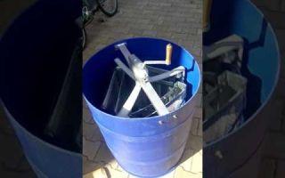 Как сделать медогонку из стиральной машины своими руками