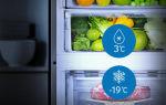 Какой должна быть температура в холодильнике и морозилке