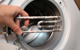 Что делать, если тэн стиральной машины не греет воду или сгорел