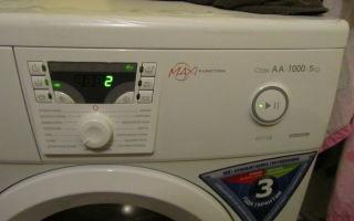 Ошибка f4 в стиральных машинах атлант – что значит