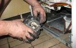 Как отремонтировать двигатель стиральной машины lg своими руками