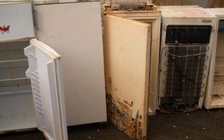 Как и куда правильно сдать холодильник